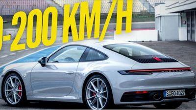Porsche 911 Carrera S 2019 nhanh ngang ngửa Lambo Huracan