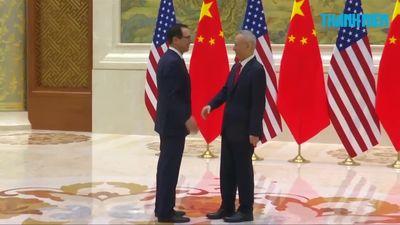 Quan chức cấp cao Mỹ - Trung ráo riết đàm phán thương mại