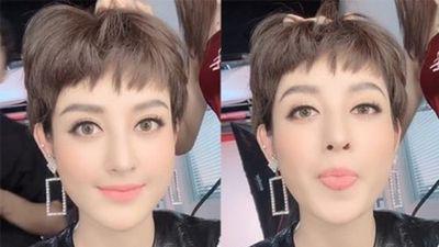 Học theo những mái tóc tém cá tính ăn gian tuổi của mỹ nhân Việt