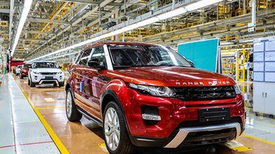 Lý do nào khiến Jaguar Land Rover sụt giảm doanh số?
