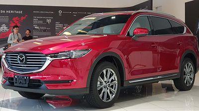 Mazda CX-8 mới ra mắt tại Malaysia, sắp về Việt Nam?