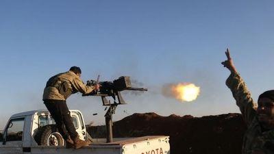 Bị phiến quân do Thổ Nhĩ Kỳ hậu thuẫn tấn công, gần 20 lính Syria thiệt mạng