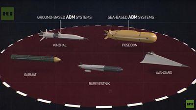 Nga thử thành công động cơ hạt nhân siêu tên lửa có tầm bắn vô hạn