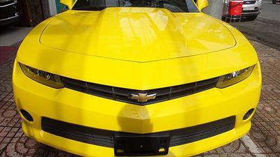 Chevrolet Camaro 2015 như mới giá chỉ 2,6 tỷ ở Sài Gòn