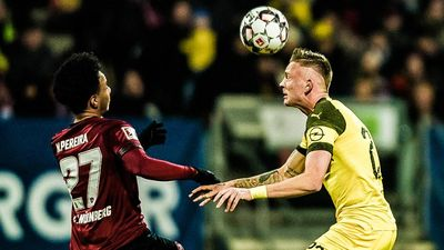 Highlights Nurnberg 0-0 Dortmund