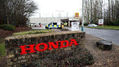 Honda đóng cửa nhà máy tại Anh vì Brexit?