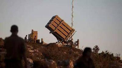 Mỹ có thể triển khai Iron Dome Israel trong lãnh thổ Syria