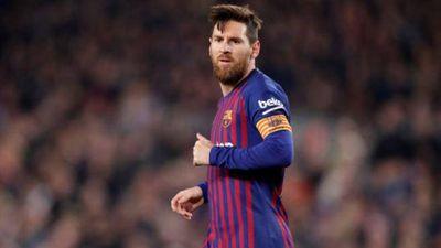 Lyon vs Barcelona: Messi đá chính