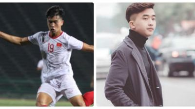 Clip: Tiền đạo Danh Trung U22 Việt Nam - trong và ngoài sân cỏ
