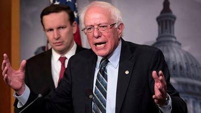 TNS Bernie Sanders vừa tuyên bố tranh cử Tổng thống Mỹ là ai?