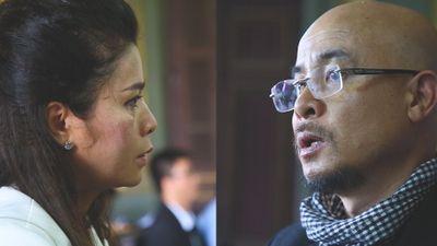 Ông Vũ nói lý do không chấp nhận bà Thảo rút đơn ly hôn
