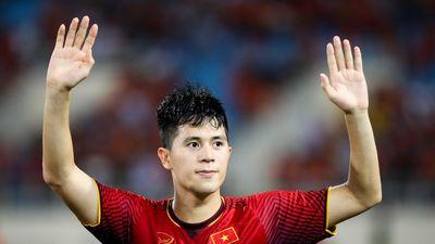 Đình Trọng trở lại trong danh sách sơ bộ của U23 Việt Nam