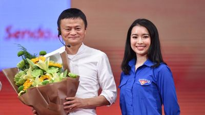 Hoa khôi Ngoại giao từng đối thoại với tỷ phú Jack Ma giờ ra sao?