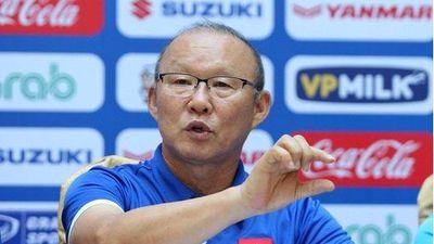 BLV Quang Huy: 'HLV Park Hang Seo chỉ nên dẫn đội U23 Việt Nam'