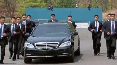 Khám phá xế hộp 'khủng' của người đàn ông bí ẩn nhất thế giới Kim Jong-un
