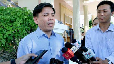 Bộ trưởng Nguyễn Văn Thể lý giải cao tốc vừa sử dụng đã sụt lún