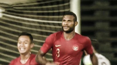 Highlights U22 Campuchia 0-2 Indonesia