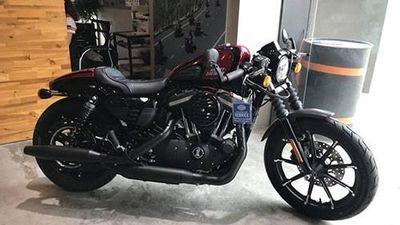 Đại gia MInh Nhựa tậu Harley-Davidson Iron 883 'hàng hiếm'