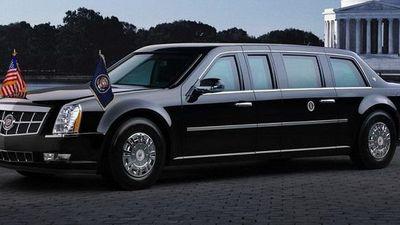 10 sự thật ấn tượng ít ai biết về những siêu xe 'quái thú' bảo vệ Tổng thống Mỹ Donald Trump