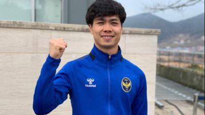 Công Phượng ghi bàn đẳng cấp ngay trong trận ra mắt Incheon United