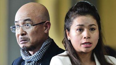 Phát ngôn nổi bật ở phiên tòa ly hôn của vợ chồng cà phê Trung Nguyên