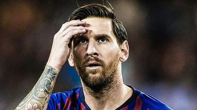 Tình huống Messi mắc sai lầm khiến Barca bị thủng lưới