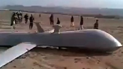 Iran dùng EW Nga ép hạ cánh MQ-9?