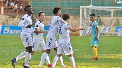 Tuấn Anh trở lại, Văn Toàn tỏa sáng, HAGL thắng đậm ngày khai mạc V-League