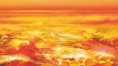 Phát hiện bất ngờ từ khí quyển 'siêu sao Mộc' cực nóng
