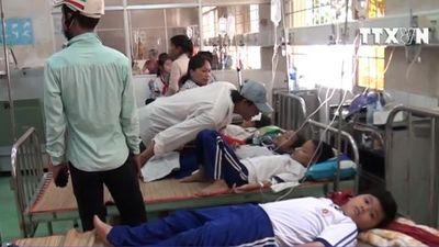 Kỷ luật nhân viên y tế vụ học sinh nhập viện sau súc miệng bằng dung dịch fluor