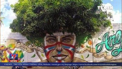 Graffiti – Nghệ thuật hay bôi bẩn đô thị