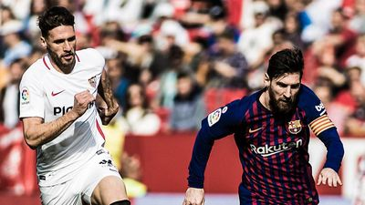 Highlights Sevilla 2-4 Barcelona