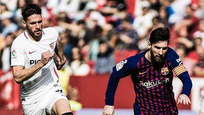 Highlights Sevilla 2-4 Barcelona
