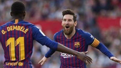 Lionel Messi: 'Barca sẽ đến Bernabeu để giành chiến thắng'