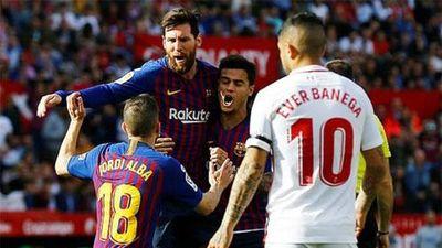 Messi lập hat-trick, Barca thắng ngược ngoạn mục trước Sevilla