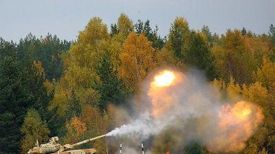 Uy lực kinh hoàng của hệ thống điều khiển hỏa lực xe tăng T-90M