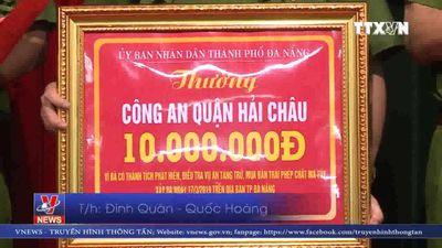 Đà Nẵng phá vụ án tàng trữ hơn 1 kg ma túy đá