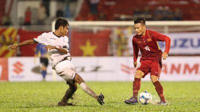 Clip: Xem lại màn ra mắt của Quang Hải trong màu áo U23 Việt Nam