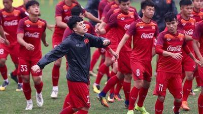 Bác sĩ báo tin vui về Đình Trọng trước giải U23 Châu Á