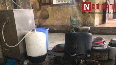 Cận cảnh 'than lạnh tro nguội' bếp ăn trường Thanh Khương sau bê bối thực phẩn bẩn