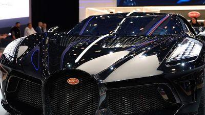 Vẻ đẹp mê hồn của siêu xe 19 triệu USD đắt nhất hành tinh