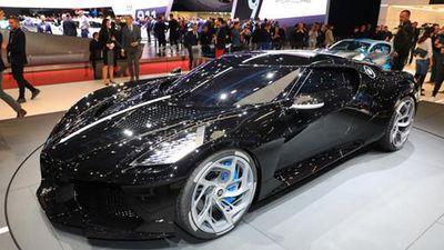 Siêu xe Bugatti đắt nhất thế giới cần hơn 2 năm nữa để hoàn thiện