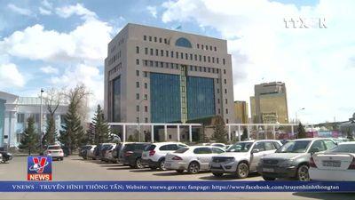 Tổng thống Kazakhstan tuyên bố từ chức