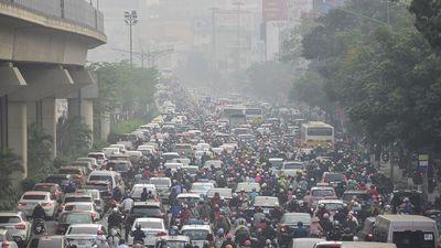 Thêm nhiều tuyến phố chính ở Hà Nội có thể bị 'cấm xe máy'