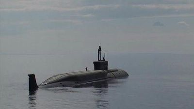 Nga 'xuất xưởng' tàu ngầm hạt nhân chiến lược Lada vào năm 2020