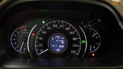OFTV: Vì sao Honda CR-V chạy 100 km hết 4,3 lít