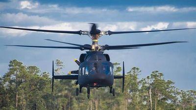 Trực thăng cánh đồng trục Mỹ bay nhanh gấp đôi Nga