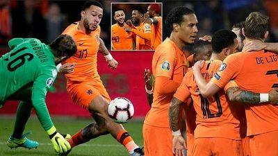 Hà Lan, Bỉ khởi đầu thuận lợi cho Euro 2020