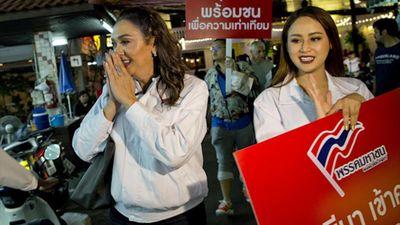 Ứng viên chuyển giới đầu tiên trong cuộc bầu cử Thái Lan