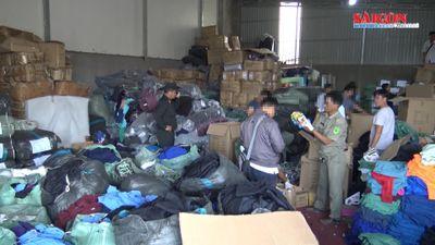 Bắt thêm 276kg 'đá' trong đường dây ma túy 'khủng' xuyên quốc gia